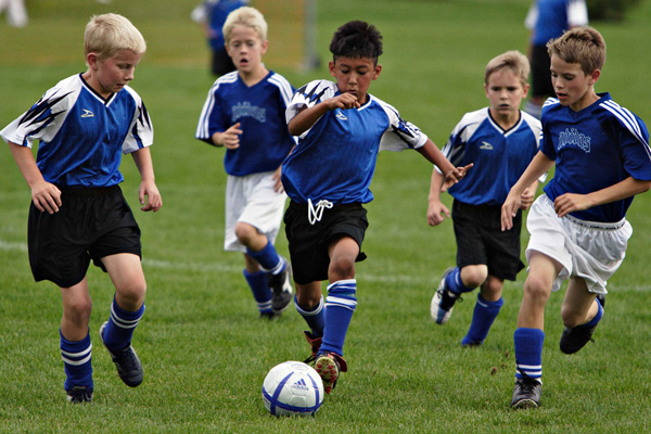 enfants sport paléo québec