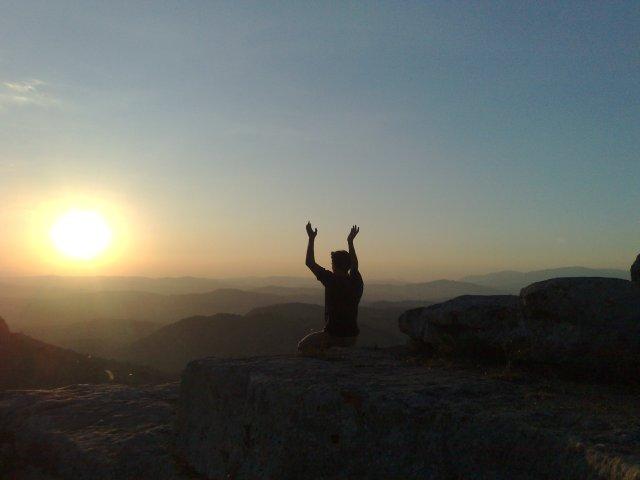 paleo meditation